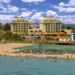 Отель Adalya Resort & Spa пляж