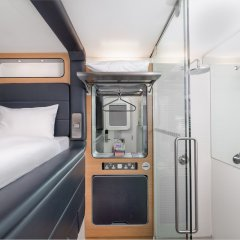 Отель YOTELAIR Amsterdam Schiphol - Transit Hotel Нидерланды, Схипхол - отзывы, цены и фото номеров - забронировать отель YOTELAIR Amsterdam Schiphol - Transit Hotel онлайн фото 3