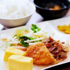 Super Hotel Hakata Хаката питание