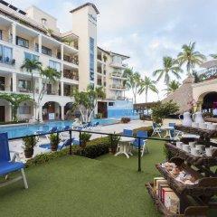 Отель Playa Los Arcos - Resort And Spa All Inclusive Пуэрто-Вальярта детские мероприятия