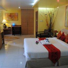 Отель Pasadena Lodge комната для гостей фото 2