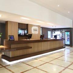 Отель Occidental Praha интерьер отеля