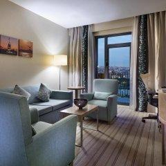 Отель Hilton Garden Inn Istanbul Golden Horn комната для гостей фото 5