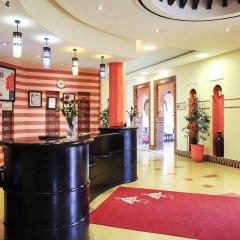 ibis Marrakech Palmeraie Hotel интерьер отеля фото 2