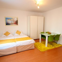 Апартаменты CheckVienna – Apartment Kroellgasse комната для гостей фото 2