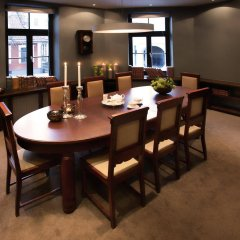 Hotel Bergs – Small Luxury Hotels of the World в номере
