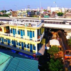Отель Baan Talat Phlu Бангкок городской автобус