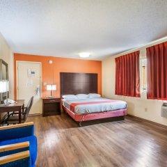 Отель Motel 6 Washington DC Convention Center США, Вашингтон - отзывы, цены и фото номеров - забронировать отель Motel 6 Washington DC Convention Center онлайн комната для гостей фото 5
