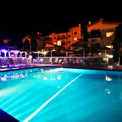 Отель Windmills Hotel Apartments Кипр, Протарас - отзывы, цены и фото номеров - забронировать отель Windmills Hotel Apartments онлайн бассейн фото 2