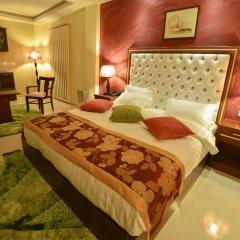 Отель P Quattro Relax Hotel Иордания, Вади-Муса - отзывы, цены и фото номеров - забронировать отель P Quattro Relax Hotel онлайн комната для гостей фото 5