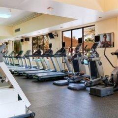 Отель Radisson Blu Hotel & Resort ОАЭ, Эль-Айн - отзывы, цены и фото номеров - забронировать отель Radisson Blu Hotel & Resort онлайн фитнесс-зал фото 3