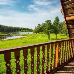 Парк-отель Берендеевка балкон