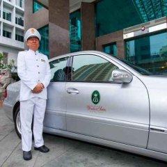 Отель Windsor Suites And Convention Бангкок городской автобус