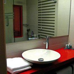 Novus City Hotel ванная фото 2
