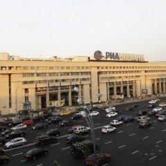 Гостиница Apart Lux на Зубовском бульваре в Москве отзывы, цены и фото номеров - забронировать гостиницу Apart Lux на Зубовском бульваре онлайн Москва балкон
