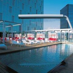 Отель Meliá Barcelona Sky бассейн фото 2