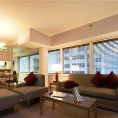 Отель Flatotel New York City США, Нью-Йорк - отзывы, цены и фото номеров - забронировать отель Flatotel New York City онлайн комната для гостей фото 5