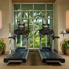 Seminole Hard Rock Hotel and Casino фитнесс-зал