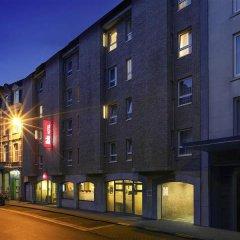 Отель Ibis Leuven Centrum Бельгия, Лёвен - отзывы, цены и фото номеров - забронировать отель Ibis Leuven Centrum онлайн вид на фасад фото 3