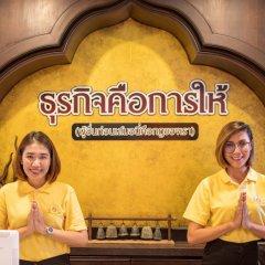 Отель Mandawee Resort & Spa интерьер отеля фото 3