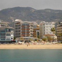 Xperia Saray Beach Hotel пляж фото 2