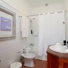 Отель Quinta Abelheira Понта-Делгада ванная фото 2