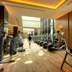 Отель Conrad Seoul Южная Корея, Сеул - 1 отзыв об отеле, цены и фото номеров - забронировать отель Conrad Seoul онлайн фитнесс-зал фото 2