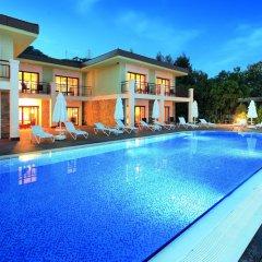 Fortezza Beach Resort Турция, Мармарис - отзывы, цены и фото номеров - забронировать отель Fortezza Beach Resort онлайн бассейн фото 3
