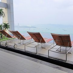 Отель 1Br Centric Sea 115 With Infinity Pool Паттайя пляж фото 2