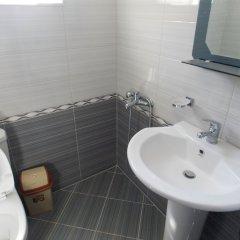 Отель Erioni Албания, Саранда - отзывы, цены и фото номеров - забронировать отель Erioni онлайн ванная фото 2