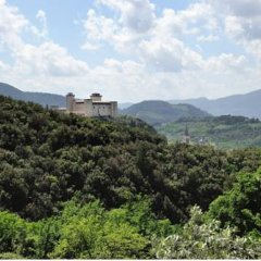 Отель Antico Monastero Santa Maria Inter Angelos Сполето
