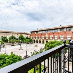 Hotel Oleum Belchite балкон