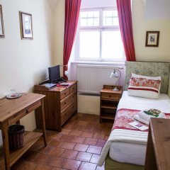 Отель Loreta Чехия, Прага - отзывы, цены и фото номеров - забронировать отель Loreta онлайн комната для гостей фото 2