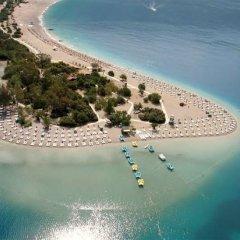 Отель Perdikia Hill пляж