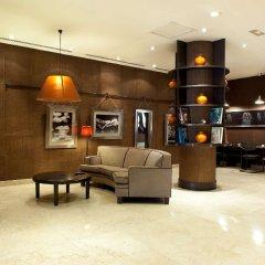 Отель NH Madrid Sur Испания, Мадрид - отзывы, цены и фото номеров - забронировать отель NH Madrid Sur онлайн интерьер отеля фото 2