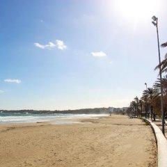 Отель Hipotels Said пляж фото 2