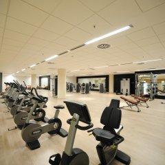 Отель Air Rooms Barcelona Эль-Прат-де-Льобрегат фитнесс-зал