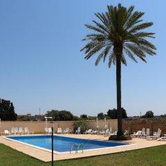 Отель Antica Gebbia Сиракуза бассейн
