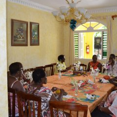 Отель Villa Sonate Ямайка, Ранавей-Бей - отзывы, цены и фото номеров - забронировать отель Villa Sonate онлайн питание