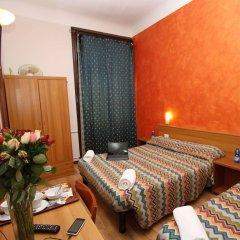 Hotel Brasil Milan комната для гостей фото 2