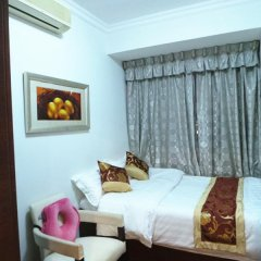 Апартаменты Hui Jia Apartment Shenzhen комната для гостей