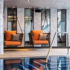 Отель Novotel London Canary Wharf Hotel Великобритания, Лондон - 1 отзыв об отеле, цены и фото номеров - забронировать отель Novotel London Canary Wharf Hotel онлайн бассейн