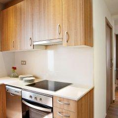 Отель Milà Apartamentos Barcelona в номере