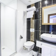 Sahil Marti Hotel Турция, Мерсин - отзывы, цены и фото номеров - забронировать отель Sahil Marti Hotel онлайн ванная фото 2