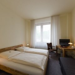 Отель An der Stadthalle комната для гостей фото 4