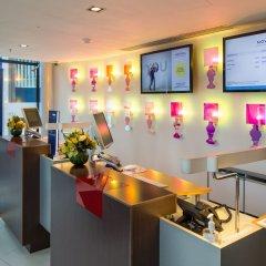 Отель Novotel London Paddington интерьер отеля фото 5