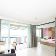 Отель iLife Residence Phuket Таиланд, Бухта Чалонг - отзывы, цены и фото номеров - забронировать отель iLife Residence Phuket онлайн комната для гостей фото 2