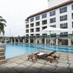 Отель Ravipha Residences бассейн фото 3