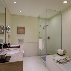 Отель ITC Maurya, a Luxury Collection Hotel, New Delhi Индия, Нью-Дели - отзывы, цены и фото номеров - забронировать отель ITC Maurya, a Luxury Collection Hotel, New Delhi онлайн ванная фото 2