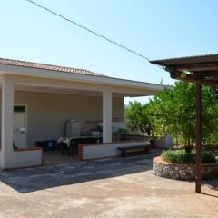 Отель Villa With 2 Bedrooms in Floridia, With Private Pool, Enclosed Garden and Wifi - 12 km From the Beach Флорида фото 9